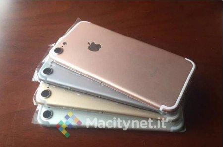 В Интернет выложили видео с iPhone 7 без разъема для наушников (видео)