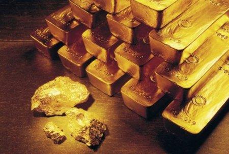 Золото теряет в цене в рамках коррекции