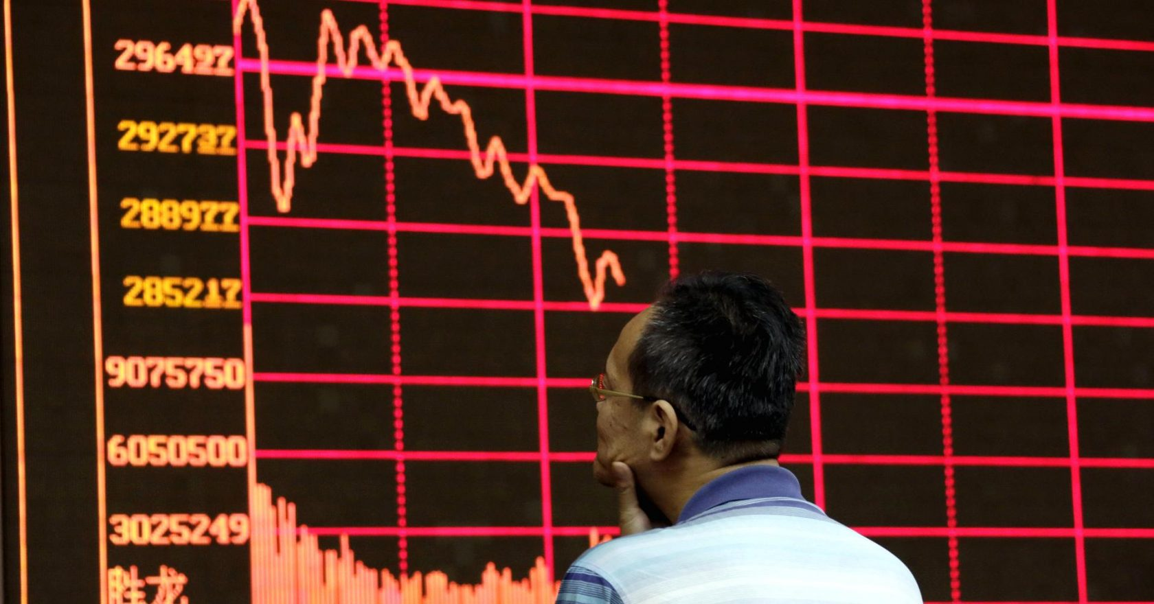 Photo of СМИ: Для фондовых рынков Азии 2018 год стал худшим за 8 лет