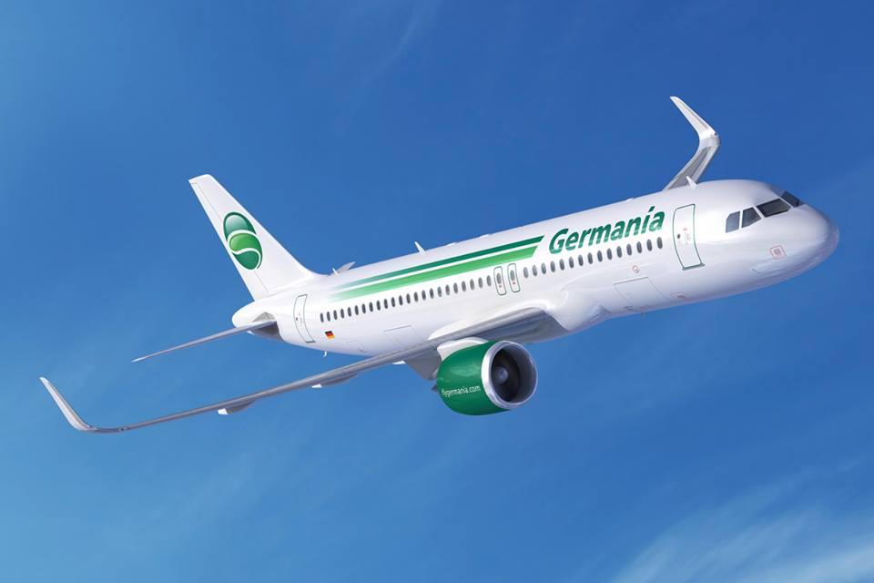 Photo of Авиаперевозчик Germania сообщил о своем банкротстве
