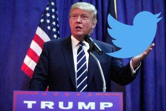 Американцы научились зарабатывать на твитах Трампа