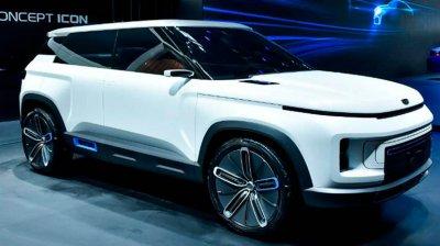 Китайская компания Geely готовит к презентации кроссовер SX12