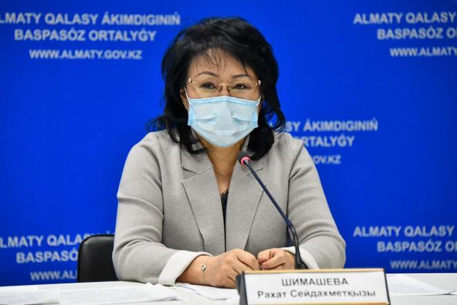 Photo of Информационное сообщение о социальной поддержке жителей Алматы