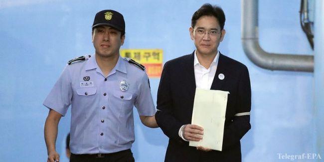 Photo of Скандальное наследство: главу Samsung вызывали на допрос