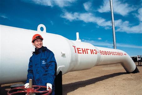 Казахстан своей добыче нефти не указ