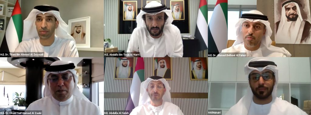 UAE Ministry of Economy's Virtual Media Briefing on the UAE Federal Companies Law