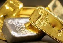 Photo of Золото и серебро значительно подешевели